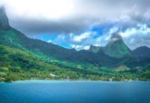 Moorea - Taiti - Polinésia Francesa
