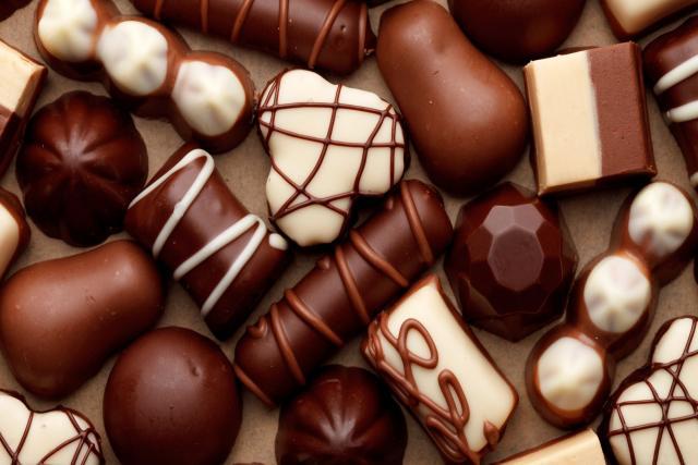 Chocolate, um doce prazer