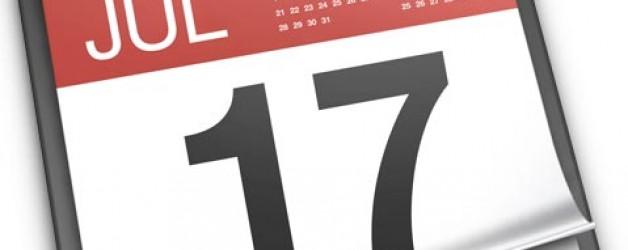 Conheça outros tipos de calendário, além do Gregoriano