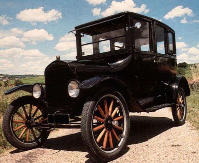 Ford T - o carro do século