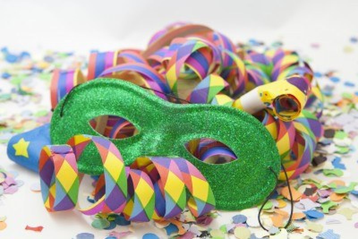 Roteiro para as crianças no Carnaval