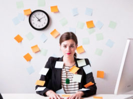 10 mandamentos para reduzir o stress