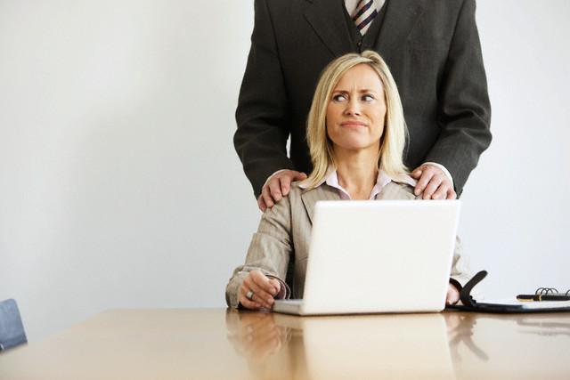 Assédio sexual no trabalho