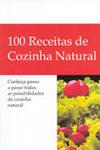 100 receitas cozinha natural