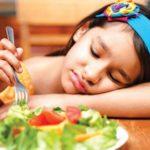 7 formas para vencer a falta de apetite infantil