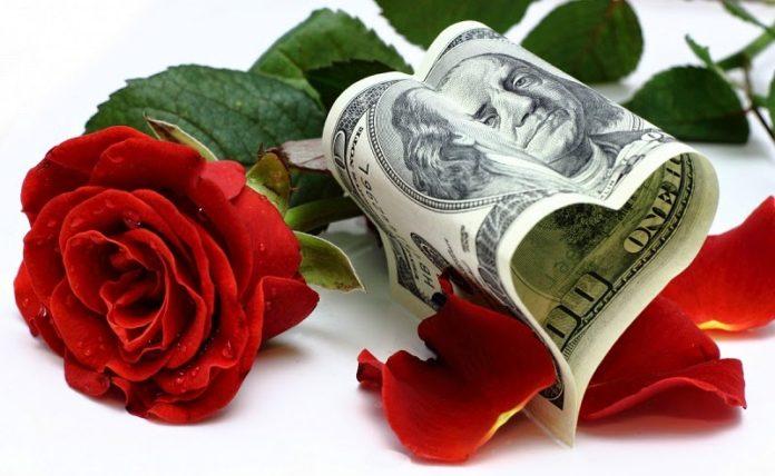 Amor e dinheiro no casamento