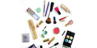 Operação de Limpeza á caixa dos cosméticos