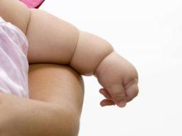 Crianças gordinhas ou o inicio da obesidade infantil
