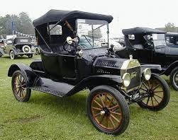 História do automóvel