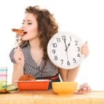 Comer rápido e bem