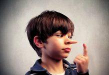 A verdade e a mentira da criança