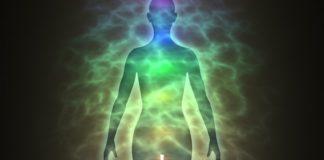 Aura - a energia em redor do corpo