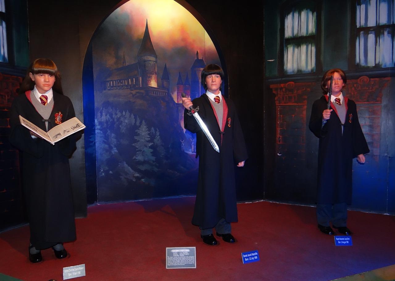 LIvros alusivos a Harry Potter