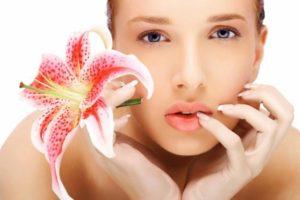 A limpeza de pele