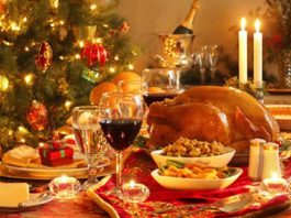 Natal á mesa