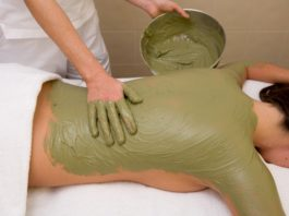 Algoterapia - terapia das algas
