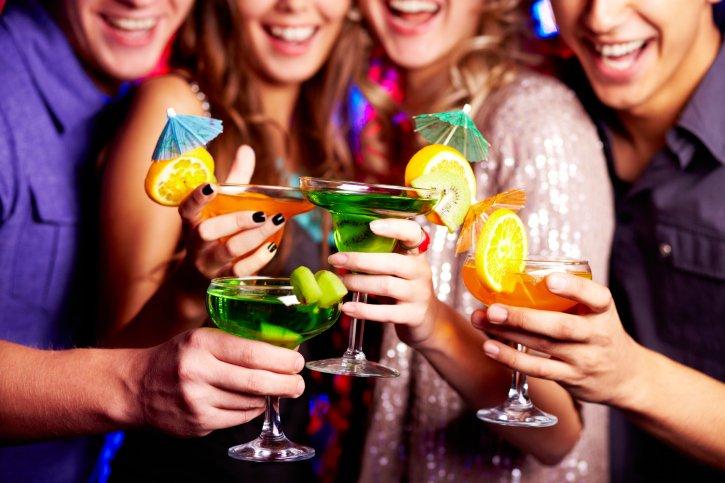 Consumir álcool