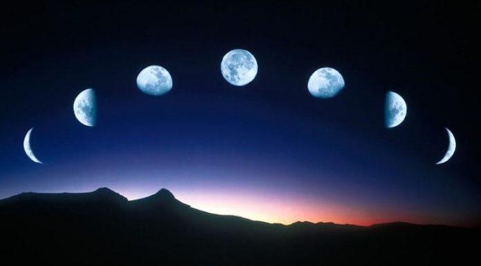 A influência da Lua nos 12 signos do zodíaco