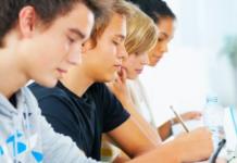 Jovens e a escola