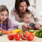 Conselhos sobre alimentação dos filhos