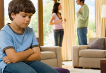 Os filhos do divórcio