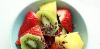 Descubra o peso da fruta!