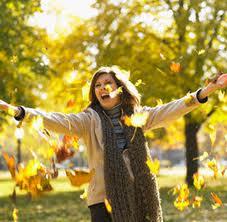 A chegada do outono