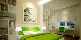 Feng shui quarto