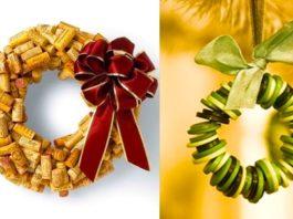 Presentes ecológicos de Natal