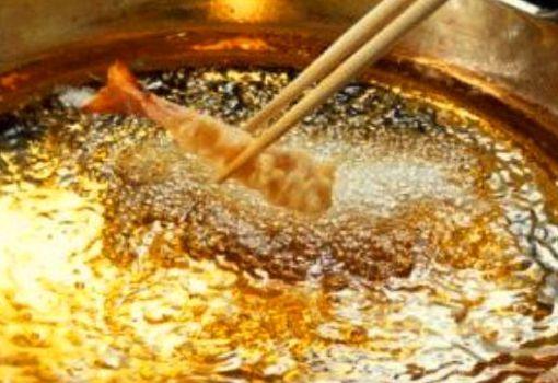 Como fritar sem prejudicar a sua saúde