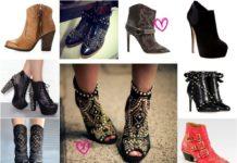 Moda Outono / Inverno para calçado