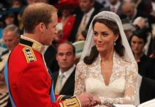 Casamento William e Kate