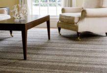 Tapetes e carpetes de sisal