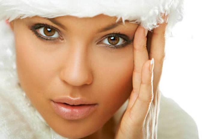 Cuidar da pele no inverno