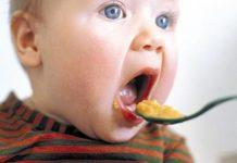 Menu para bebés com mais de 6 meses