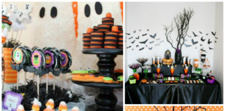 Ideias para a sua decoração halloween