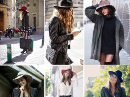 Chapéu, um acessório de moda indispensável no inverno