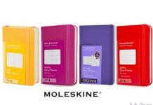 Agendas Moleskine - Aliada de qualquer Mulher