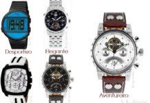 Presentes para o dia do pai - relógios
