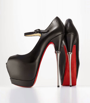 Sapatos Printz Christian Louboutin, coleção verão 2013