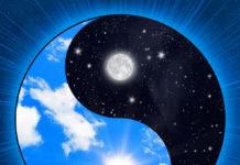 Yin yang - os opostos