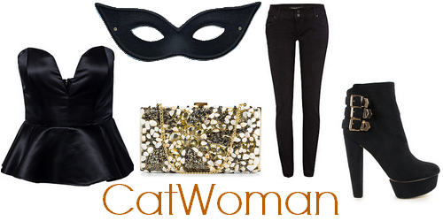 Fantasia de CatWoman