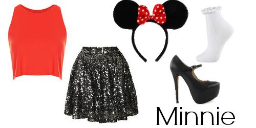 Fantasia de Minnie