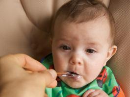 O iogurte na alimentação das crianças