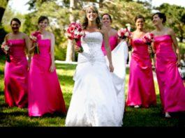 A importância da madrinha de casamento
