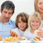 Conselhos sobre alimentação para os seus filhos