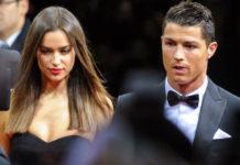 Cristiano Ronaldo e Irina Shayk separam-se