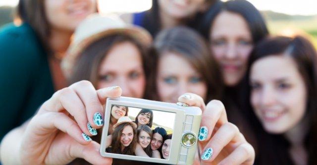 Selfies e a propagação dos piolhos