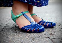 Sandálias Melissa aranha