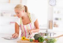 Organize-se antes de começar a cozinhar